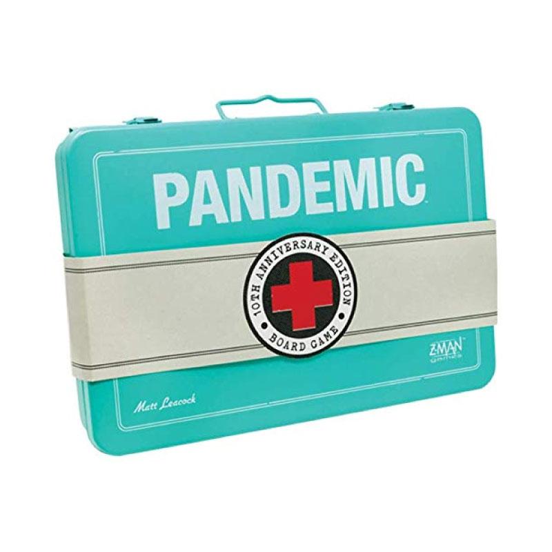 บอร์ดเกม Pandemic 10th Anniversary Edition Board Game