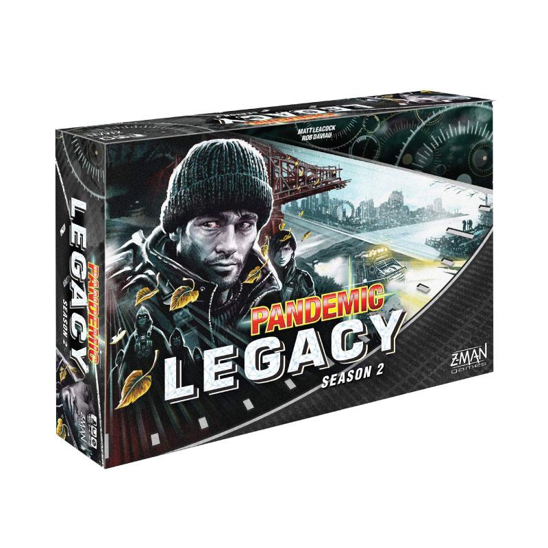 บอร์ดเกม Pandemic Legacy Season 2 Board Game