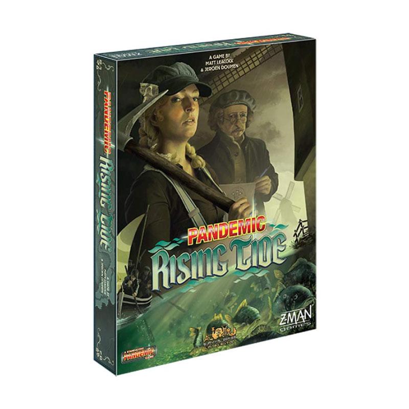 บอร์ดเกม Pandemic Rising Tide Board Game