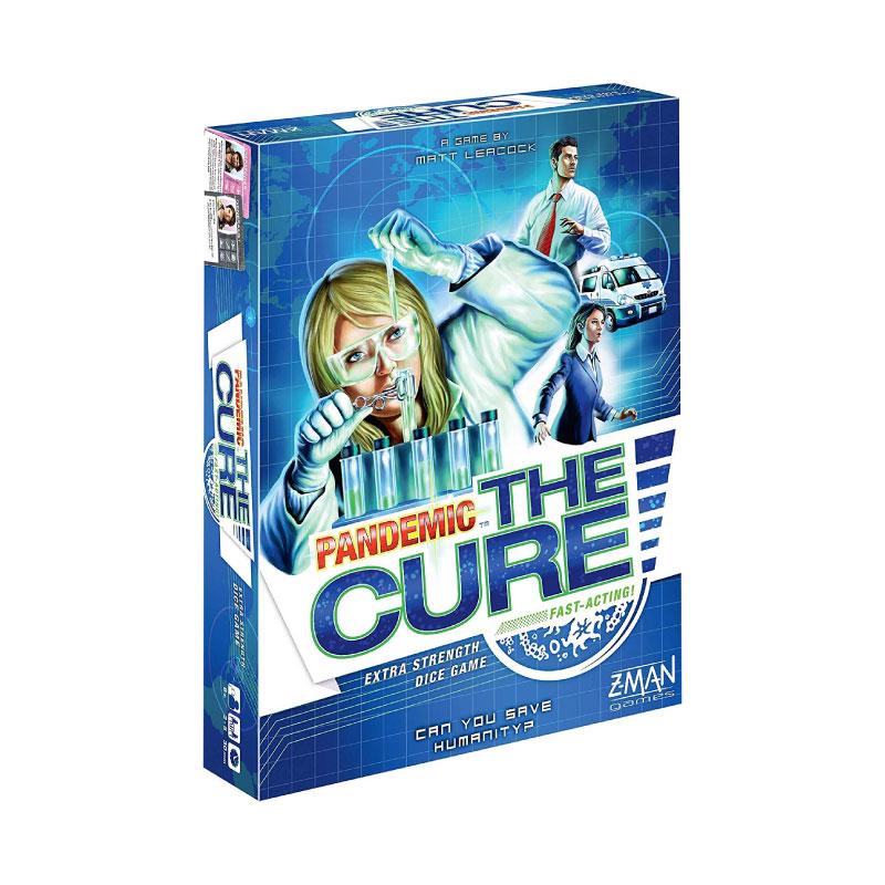 บอร์ดเกม Pandemic the cure Board Game