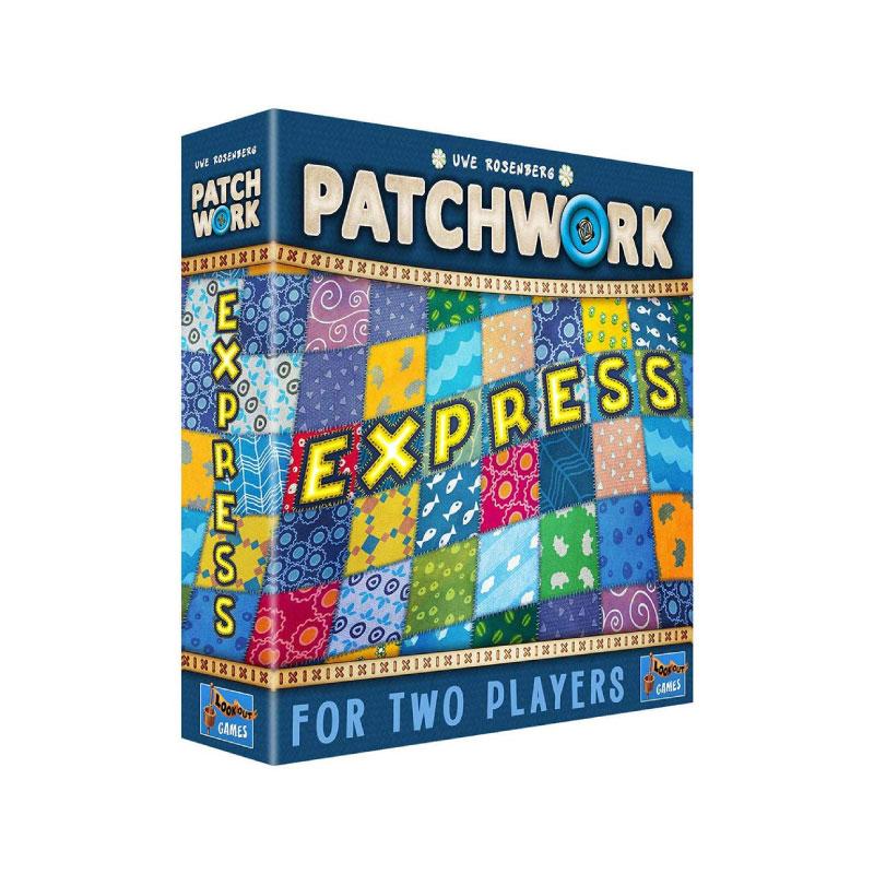 บอร์ดเกม Patchwork Express Board Game