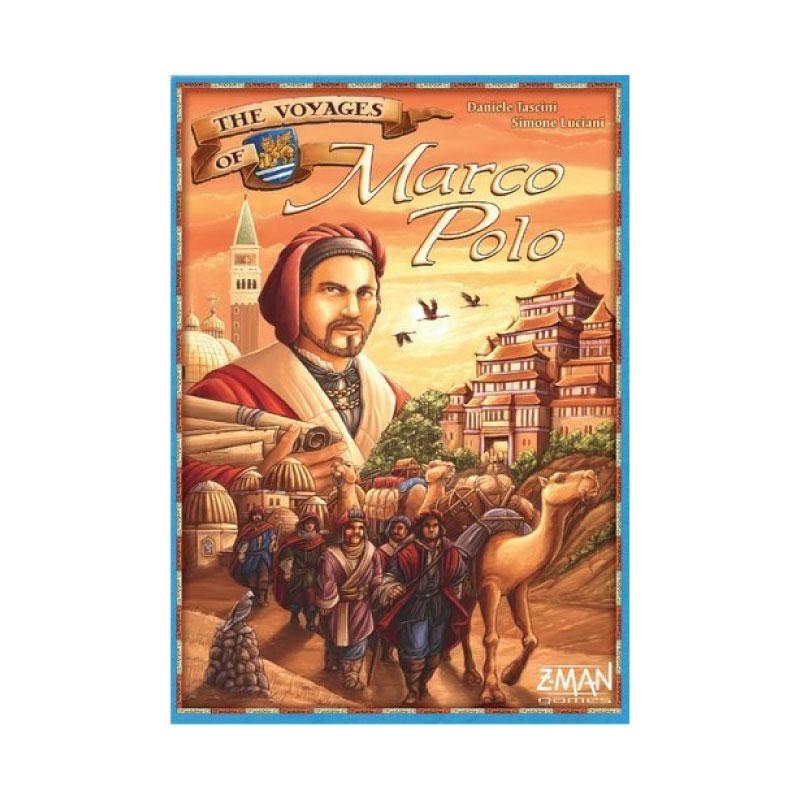 บอร์ดเกม Voyages of Marco Polo Board Game