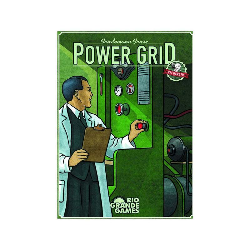 บอร์ดเกม Power Grid Board Game