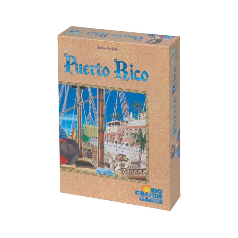 บอร์ดเกม Puerto Rico Board Game
