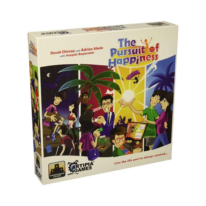 บอร์ดเกม Pursuit of happiness Board Game