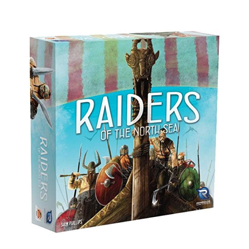 บอร์ดเกม Raider of the North sea Board Game
