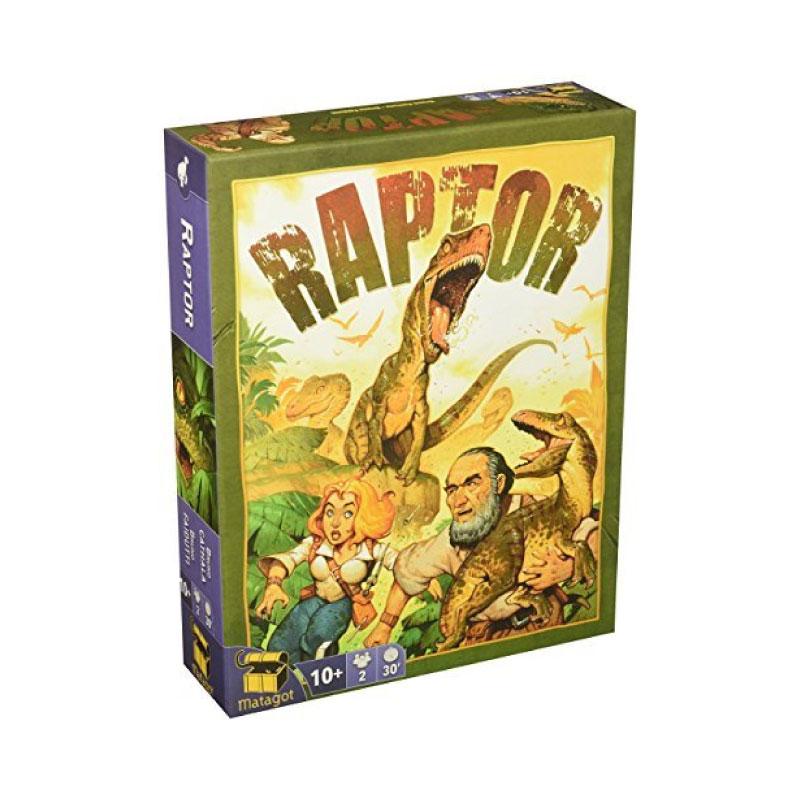 บอร์ดเกม Raptor Board Game