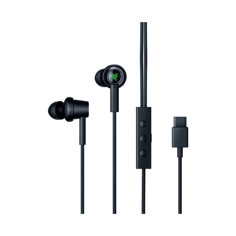 หูฟัง Razer Hammerhead For ANC USB-C In-Ear