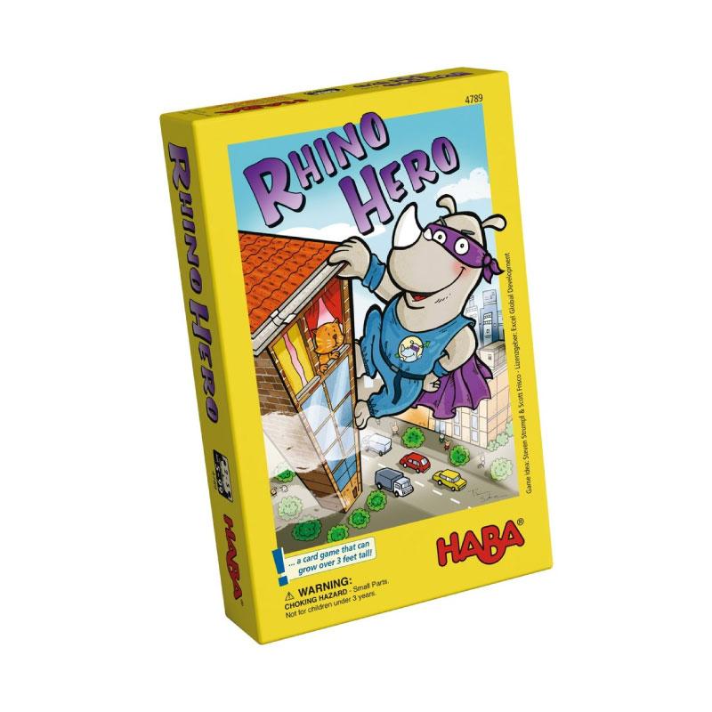 บอร์ดเกม Rhino Hero Board Game