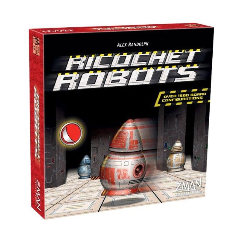 บอร์ดเกม Ricochet robot Board Game