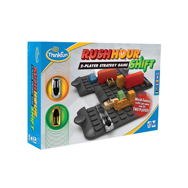 บอร์ดเกม Rush hour Shilf Board Game