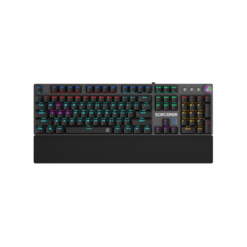 คีย์บอร์ด Nubwo Sorcerer X28 Mechanical Keyboard