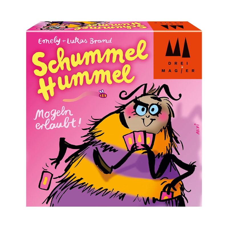 บอร์ดเกม Schummel Hummel Board Game