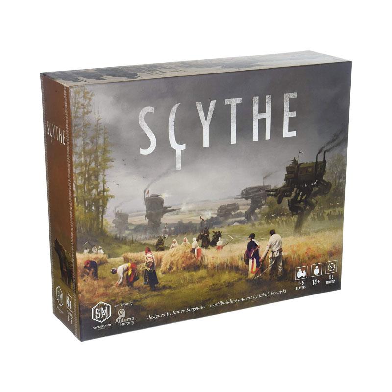 บอร์ดเกม Scythe Board Game