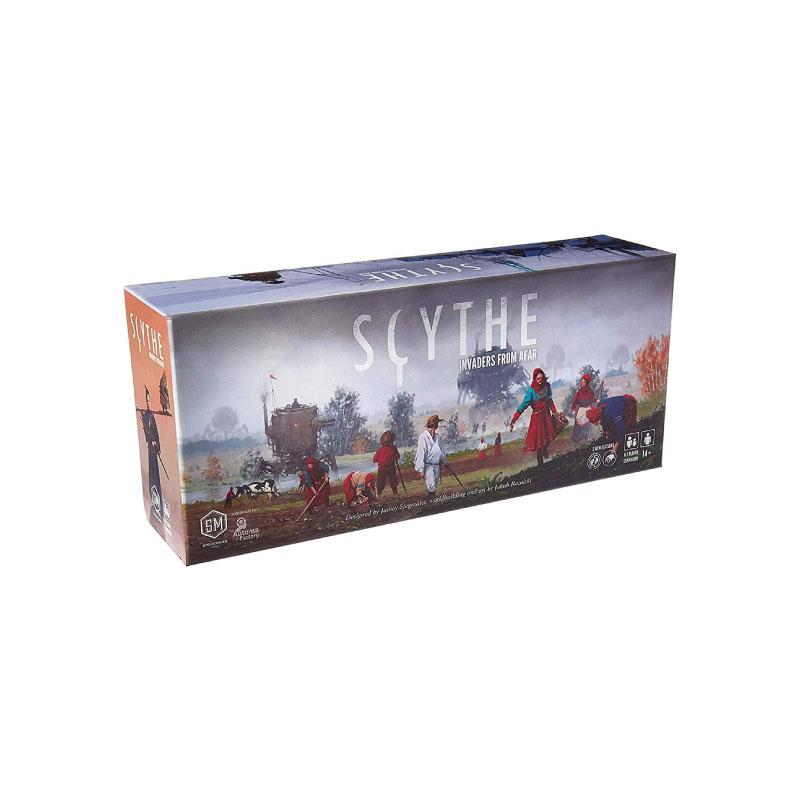 บอร์ดเกม Scythe Invader from afar Board Game
