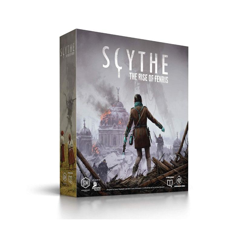 บอร์ดเกม Scythe The Rise of Fenris Board Game