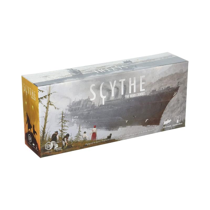 บอร์ดเกม Scythe The Wind Gambit Board Game