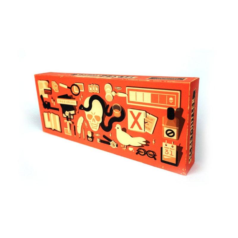 บอร์ดเกม Secret Hitler Board Game