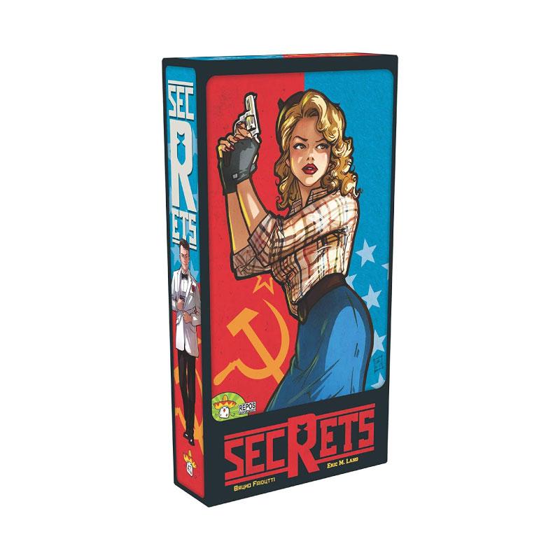บอร์ดเกม Secrets Board Game