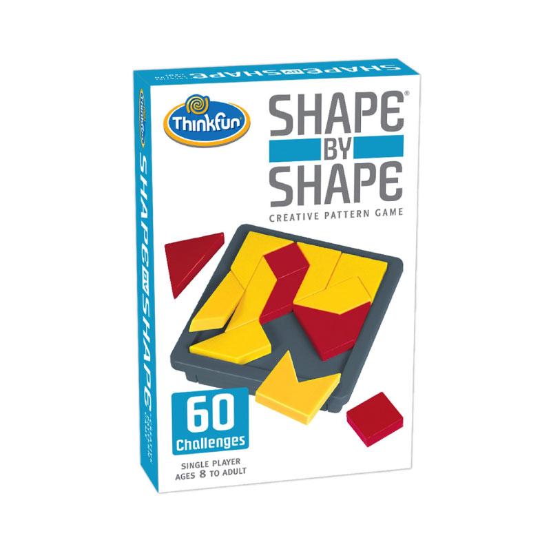 บอร์ดเกม Shape by Shape Board Game