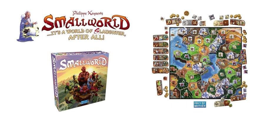 บอร์ดเกม Small World Board Game รีวิว
