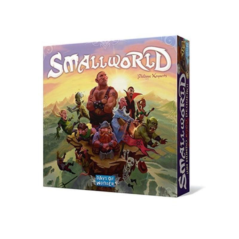 บอร์ดเกม Small World Board Game