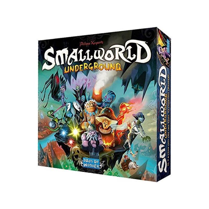 บอร์ดเกม Small World Underground Board Game