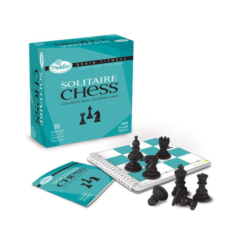 บอร์ดเกม Solitaire Chess Board Game