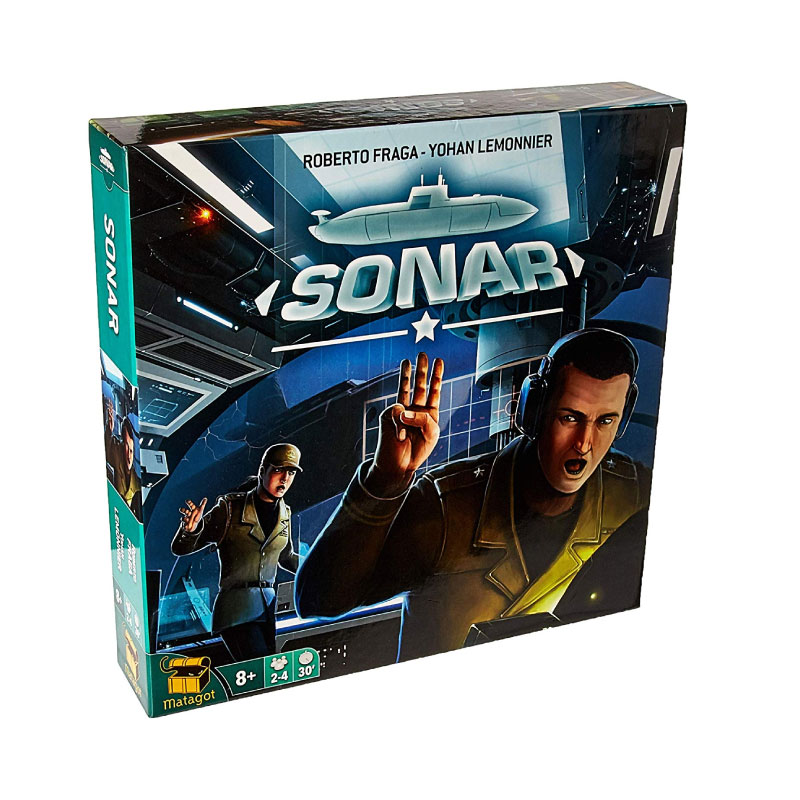 บอร์ดเกม Sonar Board Game