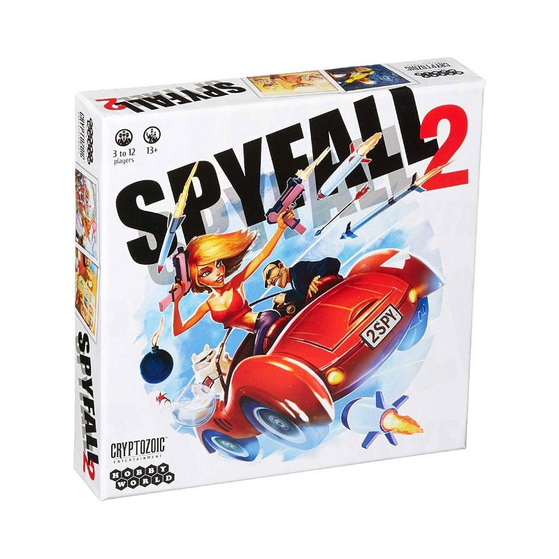 บอร์ดเกม Spyfall 2 Board Game