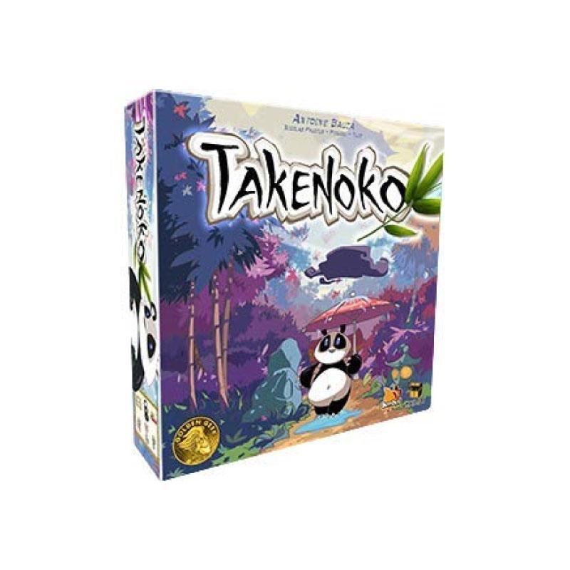 บอร์ดเกม Takenoko Board Game