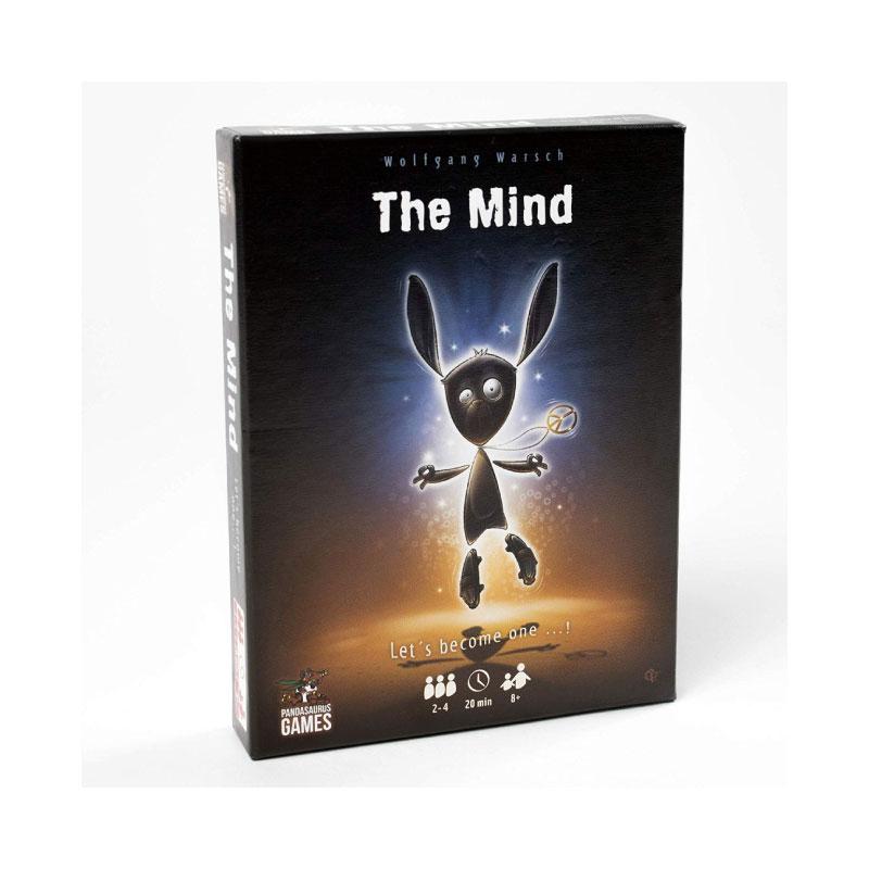 บอร์ดเกม เกมค้นใจ The Mind Board Game
