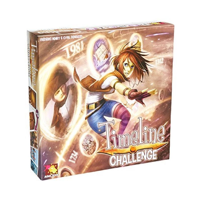 บอร์ดเกม Timeline Challenge Board Game