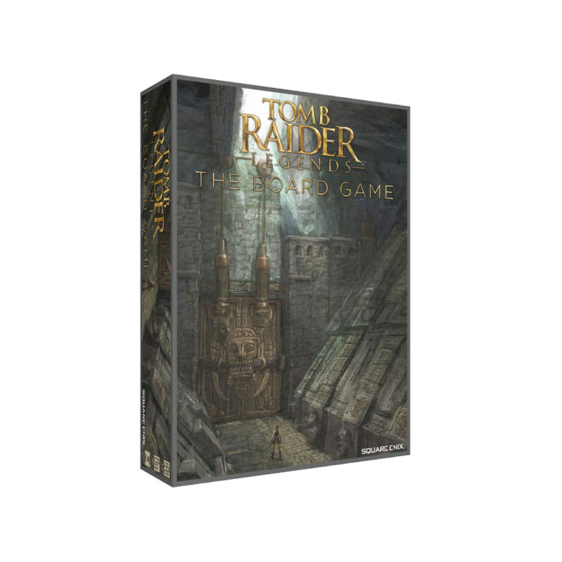 บอร์ดเกม Tomb rider the board game Board Game