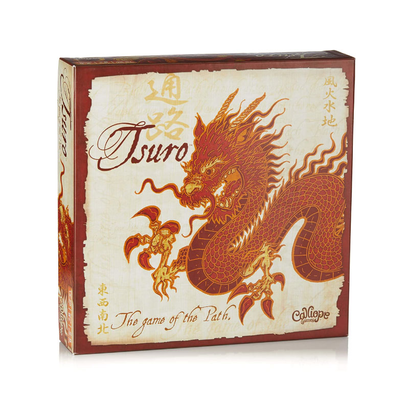 บอร์ดเกม Tsuro Board Game