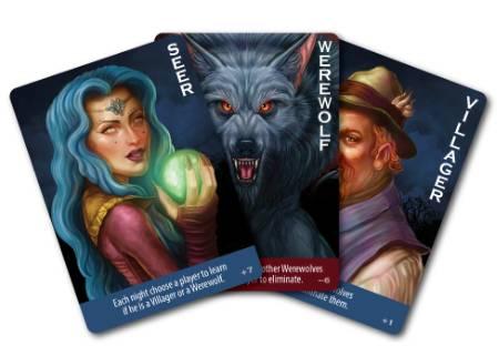 บอร์ดเกม Werewolf Ultimate Deluxe edition Board Game วิธีเล่น