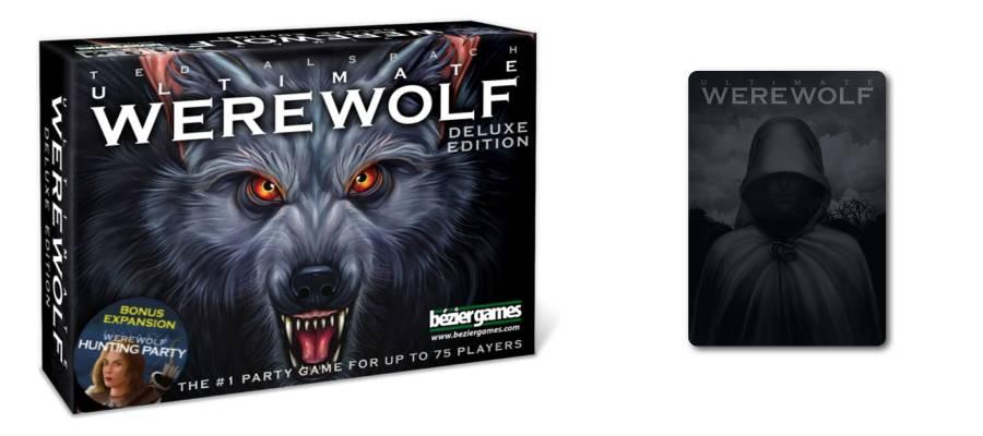 รีวิว บอร์ดเกม Werewolf Ultimate Deluxe edition Board Game