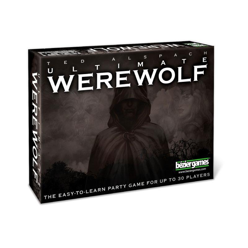 บอร์ดเกม Ultimate Werewolf Board Game