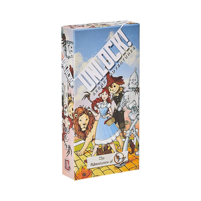 บอร์ดเกม Unlock The Adventures of Oz Board Game