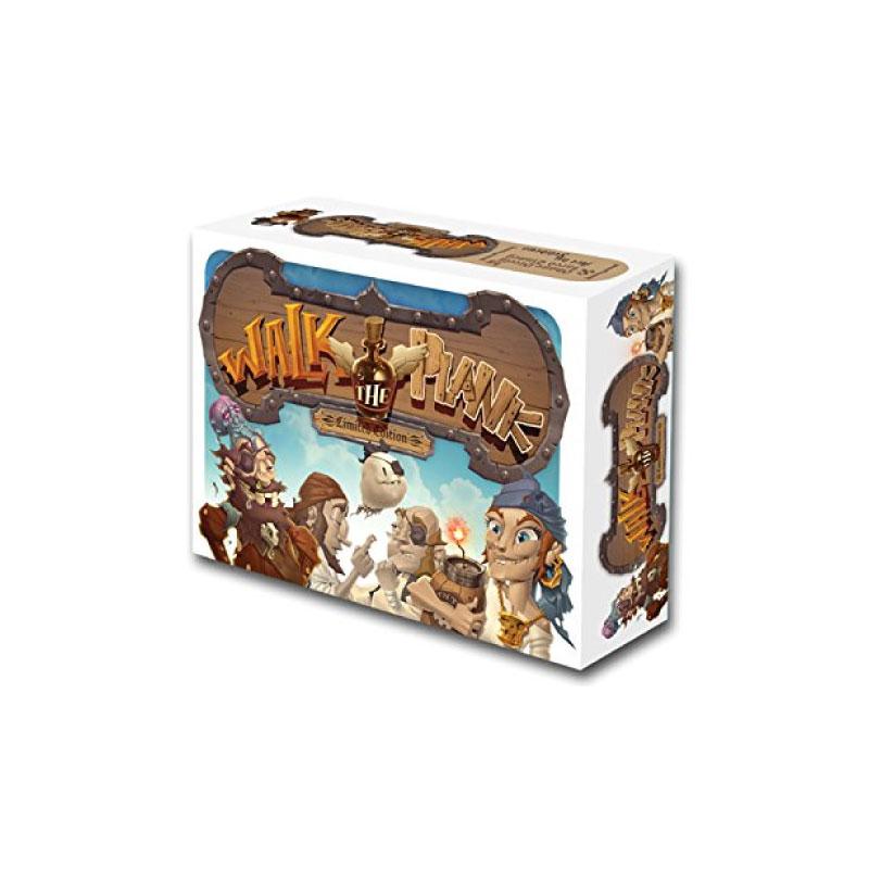 บอร์ดเกม Walk the plank Limited Edition Board Game
