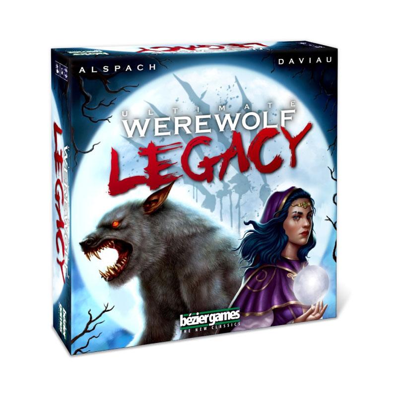 บอร์ดเกม Werewolf Lagacy Board Game