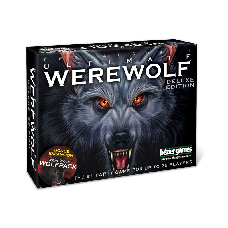 บอร์ดเกม Werewolf Ultimate Deluxe edition Board Game
