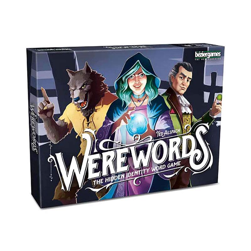 บอร์ดเกม Werewords Board Game