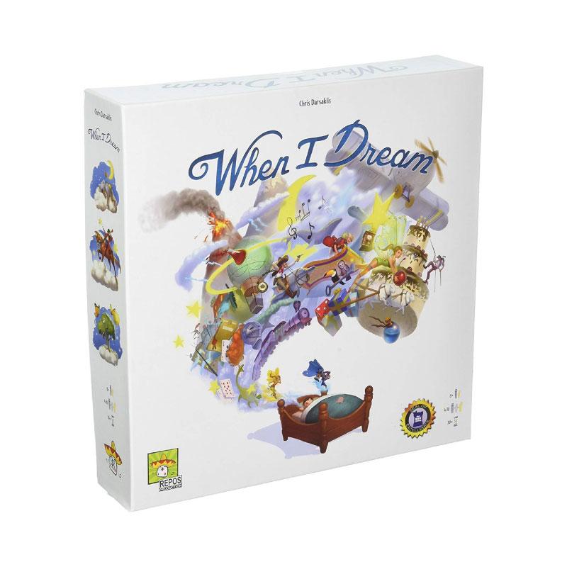 บอร์ดเกม When I dream Board Game