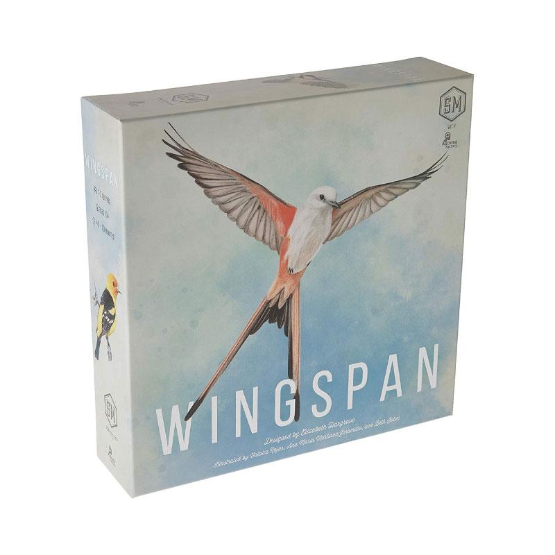 บอร์ดเกม ปีกปักษา Wingspan Board Game