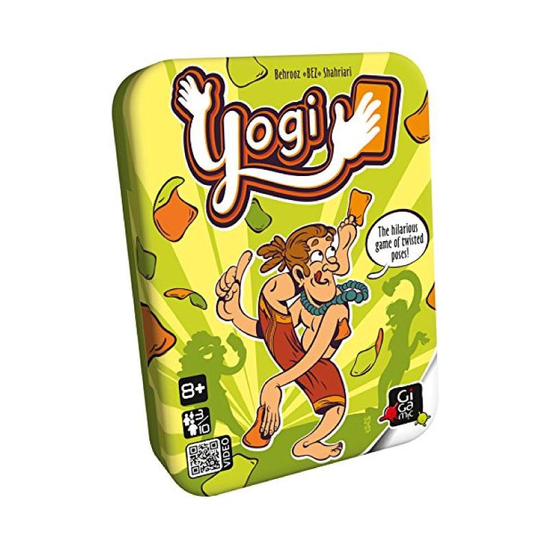 บอร์ดเกม Yogi Board Game