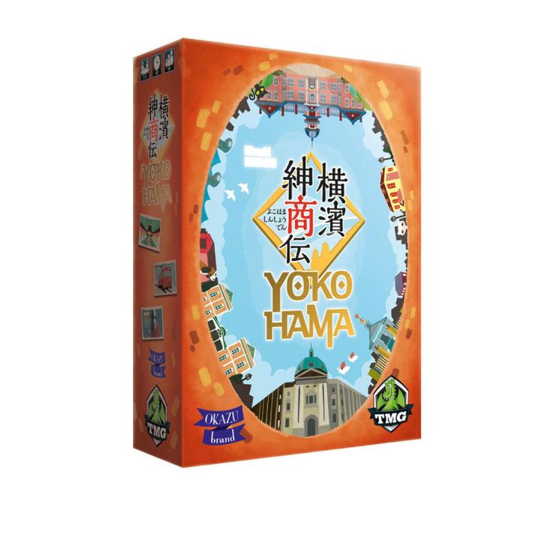 บอร์ดเกม Yokohama Board Game