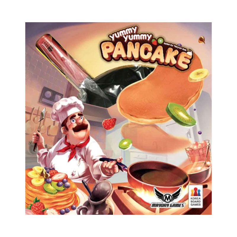 บอร์ดเกม Yummy Pancake Board Game