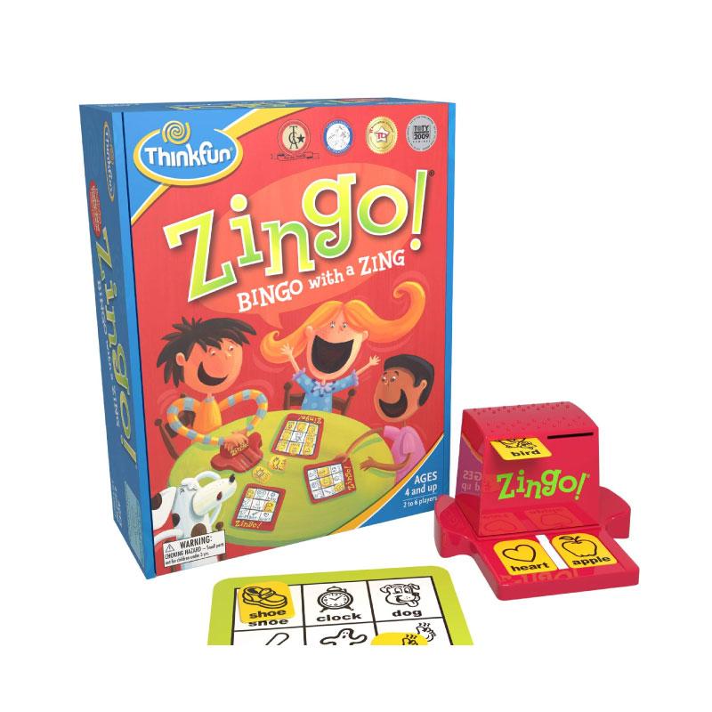 บอร์ดเกม Zingo Board Game