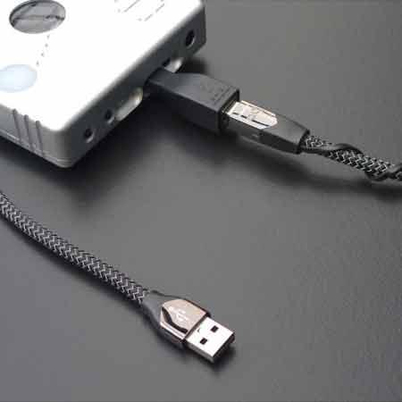ตัวแปลง Audioquest USB 2.0 Adapter (USB B to Micro) ซื้อ-ขาย